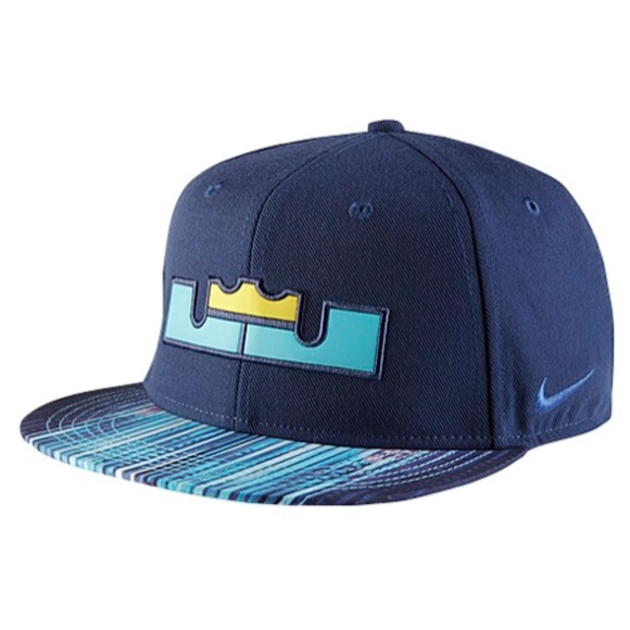 8e4aee2107e2 Nike LeBron James Boy s SnapBack Hat. M 5a467abf9d20f07cfd1184ba. Other  Accessories ...